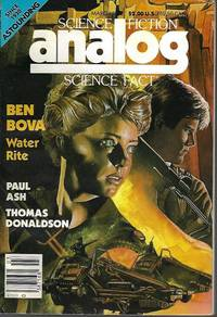 image of ANALOG Science Fiction/ Science Fact: March, Mar. 1988