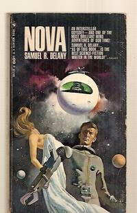 NOVA by  Samuel R Delany - Paperback - First Thus - 1969 - from biblioboy (SKU: 39193)
