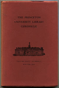 """image of THOUGHTBOOK OF FRANCIS SCOTT KEY FITZGERALD: In """"The Princeton University Library Chronicle,"""" Winter 1965"""