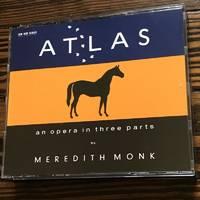 Monk: Atlas - An Opera in Three Parts (2-CD Set)