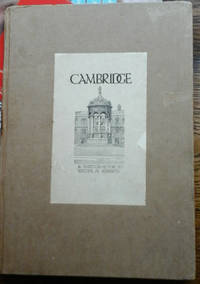 Cambridge - A Sketch Book