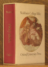 HOLY BIBLE - THE WASHBURN COLLEGE BIBLE