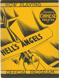 Hell's Angels (Original program for the 1930 film)