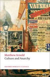 image of Culture and Anarchy (Oxford World's Classics)
