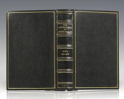 New York: The Viking Press, 1953. First edition of Bellow's first National Book Award winning novel....
