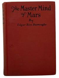 image of The Master Mind of Mars (Mars Series Book 6) [Mastermind]