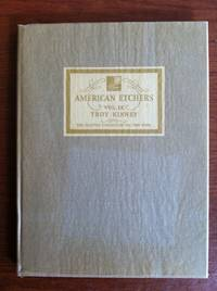 American Etchers Volume IX (9): Troy Kinney (limited, with extra engravings)
