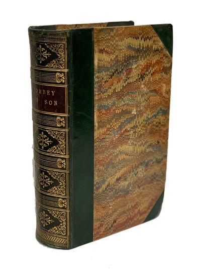 London: Bradbury & Evans, 1848 Illustrated by Hablot Knight Browne (