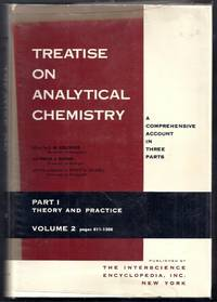 Treatise on Analytical Chemistry. Part I: Theory and Practice, Volume 2