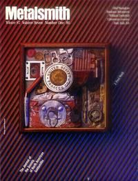 Metalsmith: Winter 87; Volume Seven, Number One