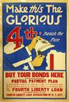 Make This The Glorious 4th: Furnish the Fuse; Buy Your Bonds Here