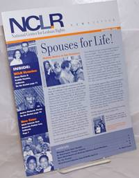 image of NCLR: National Center for Lesbian Rights Newsletter Spring 2004: Spouses for Life!