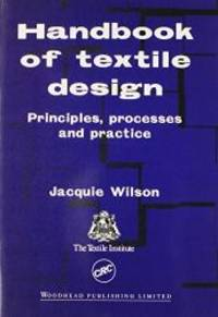 image of Handbook of Textile Design: Principles, Processes, and Practice