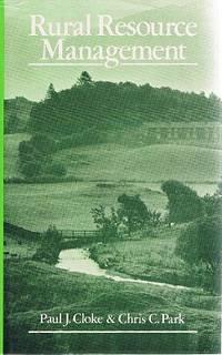 Rural Resource Management