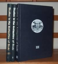 Studies in the Antiquities of Stobi [ Complete in 3 Volumes ]