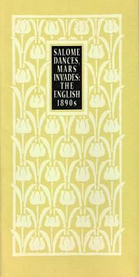 Salome Dances, Mars Invades: The English 1890s