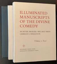 Illuminated Manuscripts of the Divine Comedy -- Bollingen Series LXXXI (2 Vols., Crisp Dustjackets, Publisher's Slipcase)