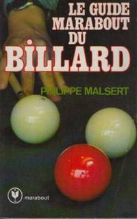 Le Guide Marabout du billard (Marabout service)