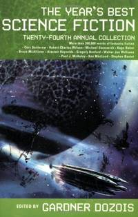 image of The Year's Best Science Fiction: Twenty-Fourth Annual Collection: 24