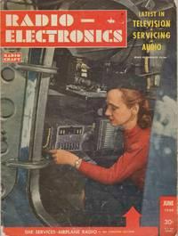 RADIO - ELECTRONICS June 1950 Volume XXI, No. 9
