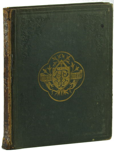 London: John Weale, 1841. Hardcover. Good. 67pp+ 9 plates and illustrations throughout text; 40pp ad...
