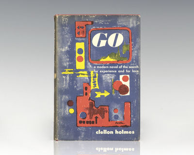 New York: Charles Scribner's Sons, 1952. First edition of the novel that launched the Beat Generatio...