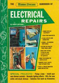 The Home Owner Handbook of Electrical Repairs
