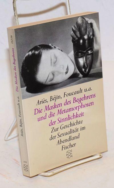 Frankfurt am Main: Fischer Taschenbuch Verlag, 1992. Paperback. 272p., footnotes, tables, some highl...