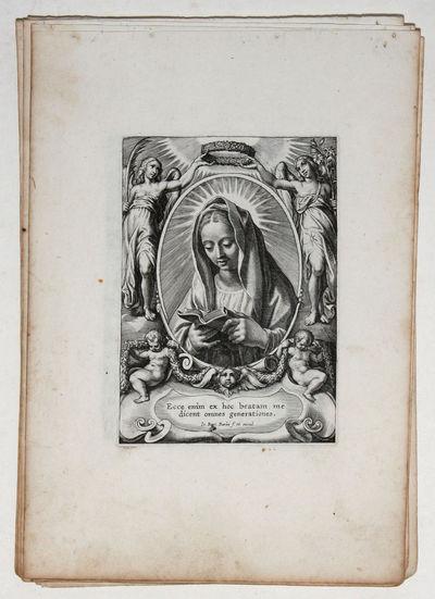 : Jean-Baptiste Barbé, 1620. No Binding. Very Good. . Single-sided engravings, (1) engraved title, ...