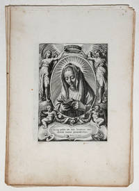 SS. Apostolorum et Evangelistarum Icones cum suis parergis.