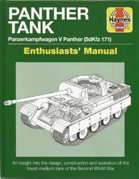 image of PANTHER TANK: Panzerkampfwagen V Panther (SdKfz 171) (Enthusiasts' Manual)