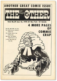 image of The East Village Other - Vol.5, No.29 (June 16, 1970)