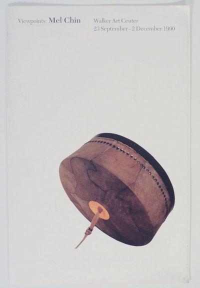Minneapolis, MN: Walker Art Center, 1990. First edition. Exhibition brochure for a show that ran Sep...