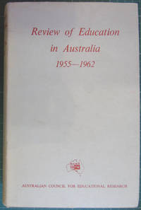 image of Review of Education in Australia 1955-1962