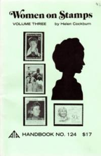 WOMEN ON STAMPS, Volume Three, Handbook No. 124