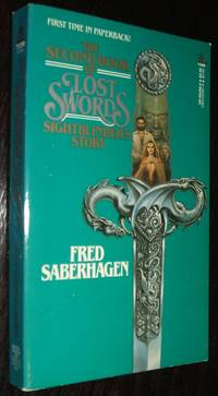 The Second Book of Lost Swords Sightblinder's Story by Fred Saberhagen - 1988