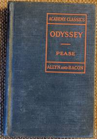image of Odyssey the Toils and Travels of Odysseus