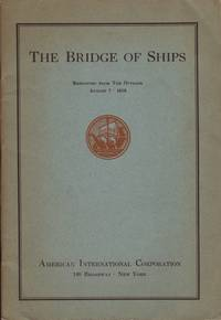 BRIDGE OF SHIPS, Reprinted from the Outlook, The.