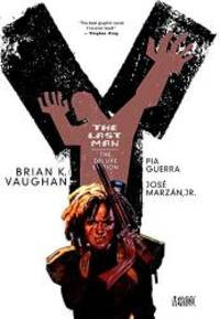 image of Y: The Last Man, Book 2, Deluxe Edition