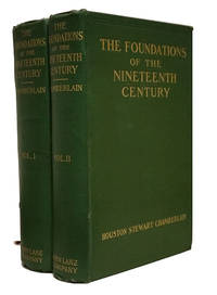 foundations of the nineteenth century with an introduction by lord redesdale volume 1