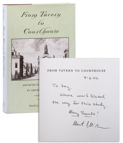 Baltimore: Johns Hopkins University Press, 2004. First Edition. Octavo. Cloth boards; dustjacket; 16...