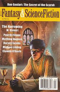 The Magazine of Fantasy and Science Fiction. Volume 108 No 4. April 2005