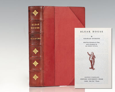 London: Oxford University Pres, 1948. The New Oxford illustrated edition of this Dickens classic. Oc...