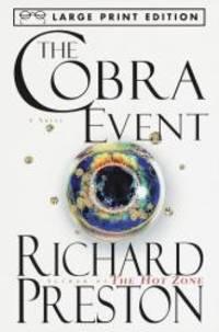 image of The Cobra Event (Random House Large Print)