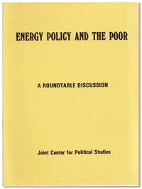 Energy Policy and the Poor: A Roundtable Discussion