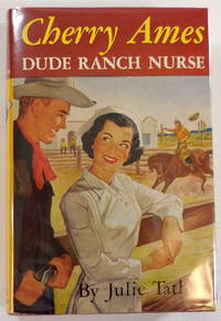 image of Cherry Ames: Dude Ranch Nurse. Volume 14, Cherry Ames Series