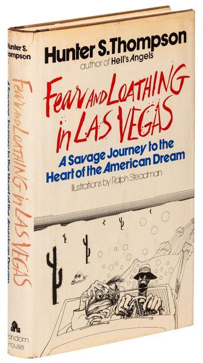 New York: Random House, 1971. Hardcover. Near Fine/Near Fine. First edition. Lightly cocked and sunn...