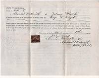 RELEASE OF DEED OF TRUST FOR EMMA G. EDWARDS AND C.A. EDWARDS, COVERING THEIR HOUSE AND LOT IN LEADVILLE (LAKE COUNTY), COLORADO, 1 JULY 1899