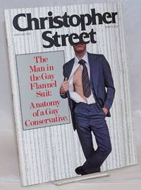Christopher Street: vol. 6,  #12,  issue  #72, January 1983; The Man in the Gay Flannel Suit