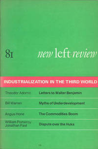 image of New Left Review: Industrialization in the Third World (No. 81, Sept.-Oct. 1973)